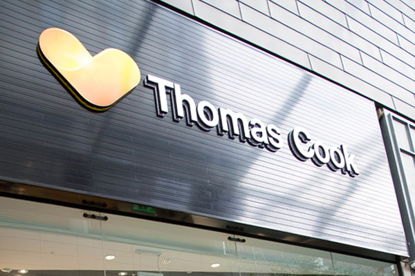 Agents advised to look for alternative holidays before Thomas Cook failure