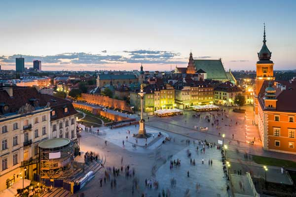 Eastern Europe dominates Post Office city costs barometer
