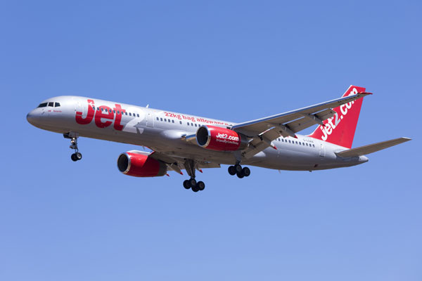Jet2 increases winter 2019-20 capacity