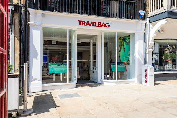 Travelbag set for brand refresh under new boss