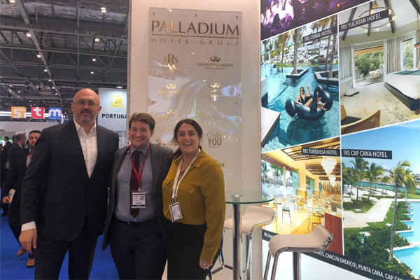 WTM 2019: Palladium Hotel Group launches Tenerife event for agents
