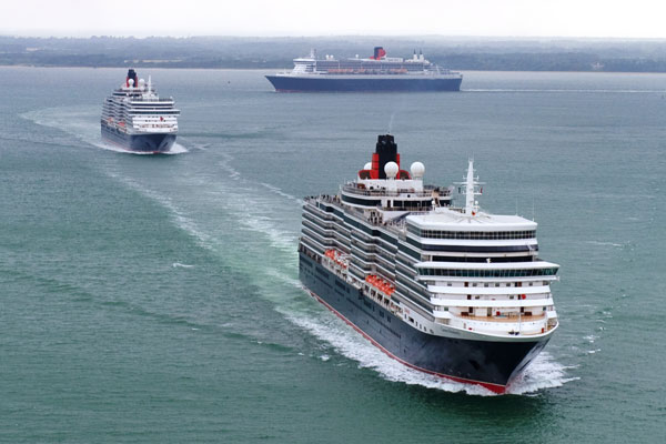Rumoured sale of Cunard and Seabourn denied by Carnival Corporation