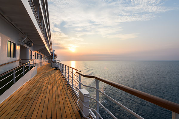 Cruise sector 'making progress' on government advice