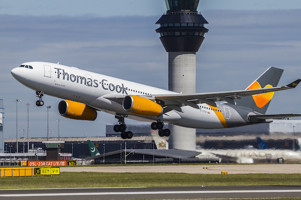 Image result for thomas cook flight