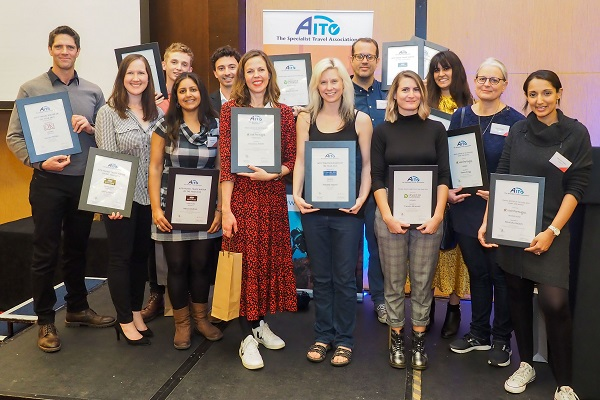 Travel Weekly writers commended at Aito awards