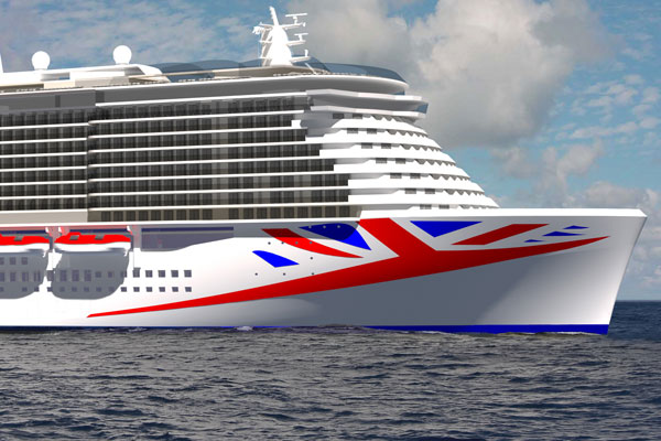 P&O Cruises announces order for biggest ever ship