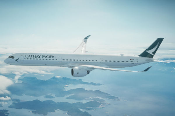 Hong Kong protests hit Cathay Pacific bookings