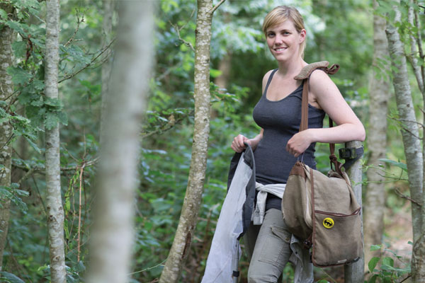 A day in the life: Rachel Bicker, biodiversity consultant