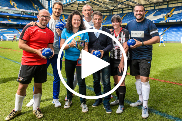 Video: MSC Cup raises £20k for Reuben's Retreat