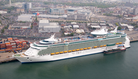Cruise Southampton Port Profile Travel Weekly