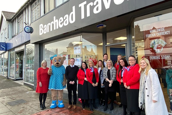 Barrhead Travel opens latest store in Liverpool