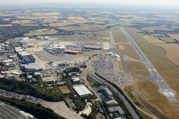 Luton airport boss calls for swift taskforce action on testing