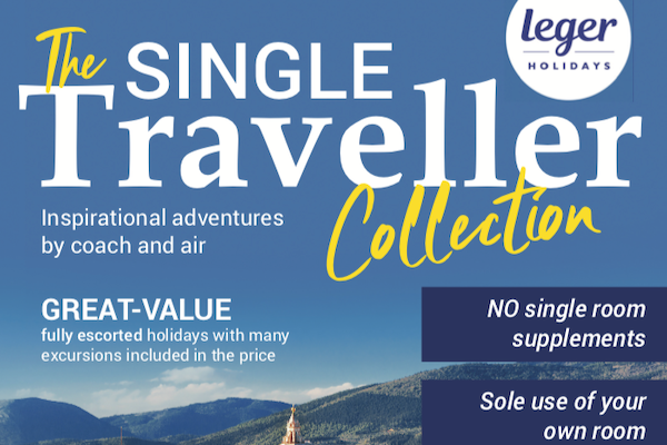 Leger expands offering for solo travellers