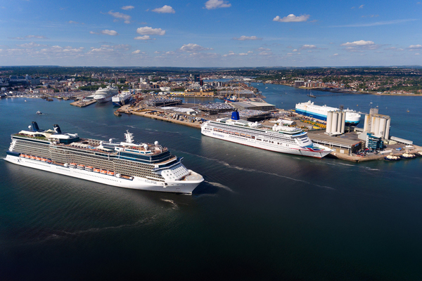 Cruise Propelled Southampton To Record Year In 2017 Travel Weekly