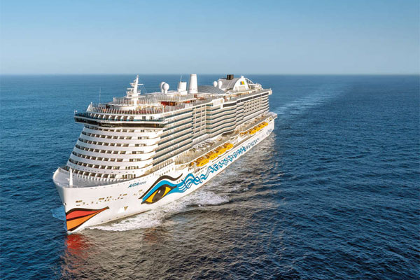 AIDA Cruises forced to delay restart