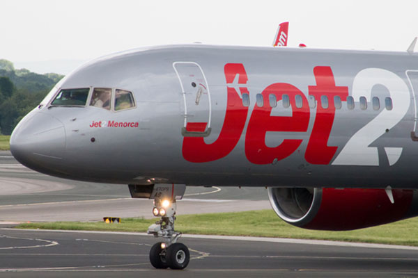 Jet2 jumps in to plug Thomas Cook gap at Manchester and Birmingham