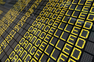 Flights cancelled due to Italian air traffic control strike
