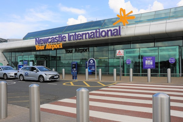 Newcastle airport to offer £99 Covid tests