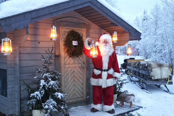 Tui reviews Lapland programme for this winter due to travel uncertainty