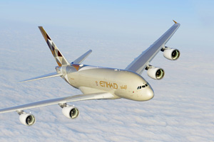 Etihad annual passenger numbers grow to record 14.8m