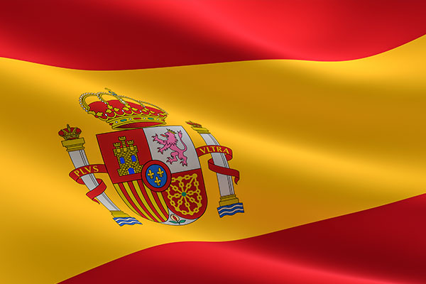 Spain removed from government's safe list
