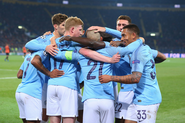 Manchester City team takes off for China at third attempt