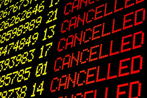 Hundreds of flights cancelled due to strikes in Italy and Finland