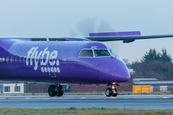 Pilots union condemns reported Flybe base closures