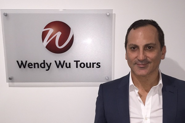 Wendy Wu group chief executive Joe Karbo departs