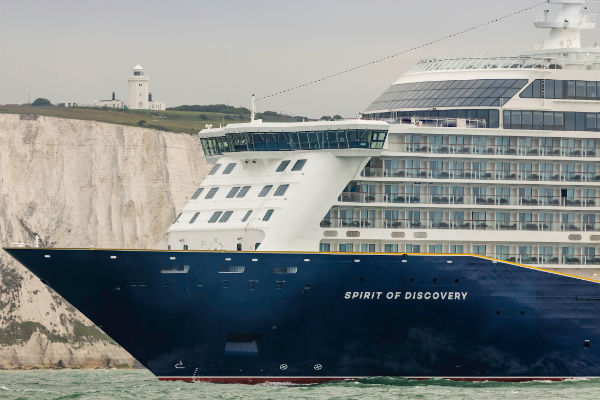 Coronavirus: 'Six month suspension scenario' of Saga cruise and tour operations considered