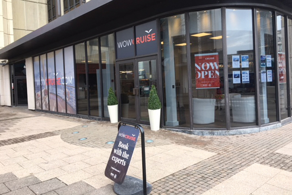 WOWcruise plans three more UK stores