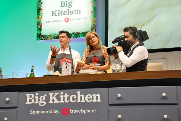 Win a VIP day at this year's BBC Good Food Show
