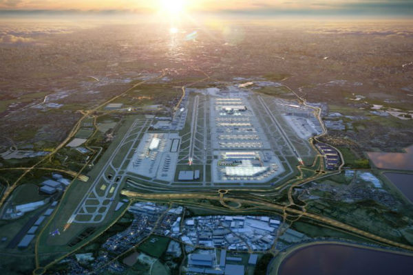 Transport secretary: 'Heathrow third runway may not stack up financially'
