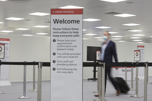 Heathrow launches pre-departure testing trial
