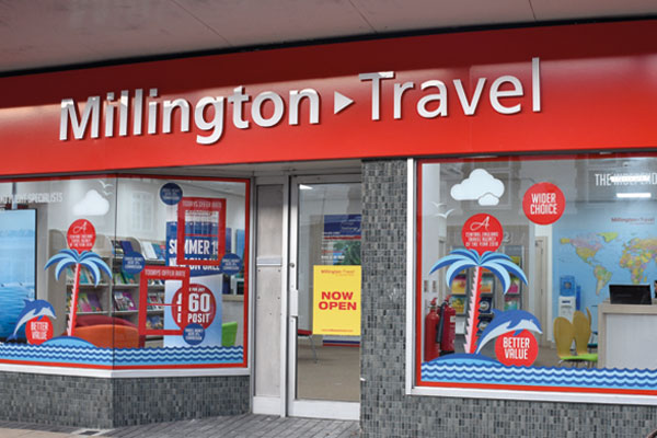 Leicester travel agency calls for more government support