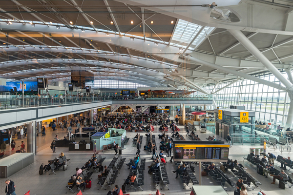App developed for visually impaired travellers using Heathrow