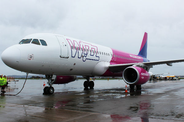 Wizz Air appoints non-exec director from US discount airline
