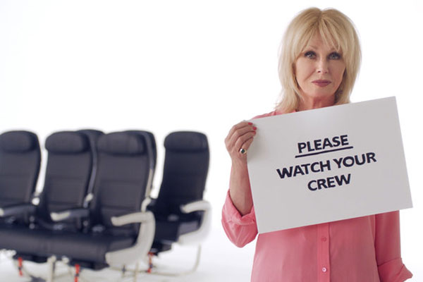 Latest BA safety video stars Sir Michael Caine, Olivia Colman and Joanna Lumley [Video]