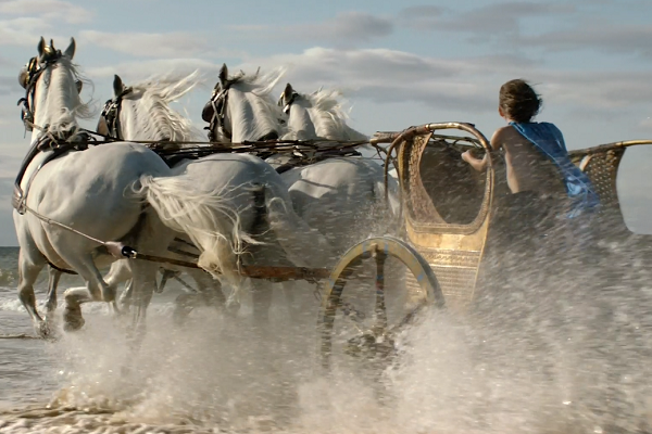 Video: Haven features boy on chariot in turn-of-year advert