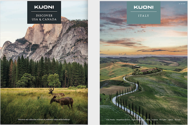 Kuoni adds off-the-beaten-track trips in North America and Italy
