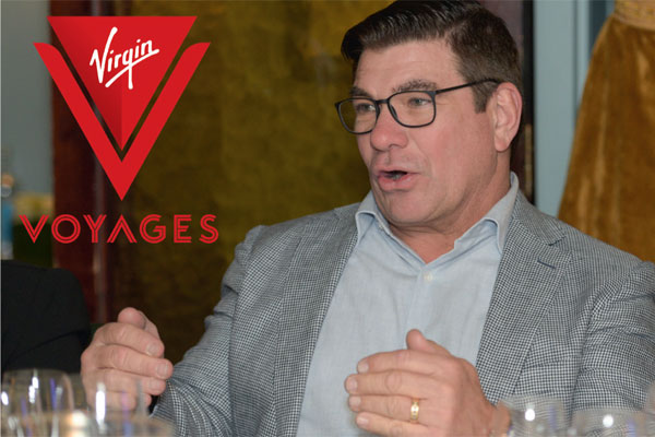 Virgin Voyages plans agent tours of Scarlet Lady