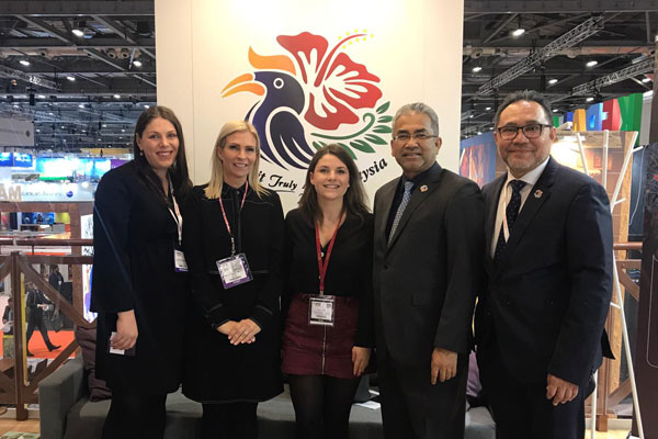 WTM 2019: Tourism Malaysia pushes eco-tourism and arts and culture offering