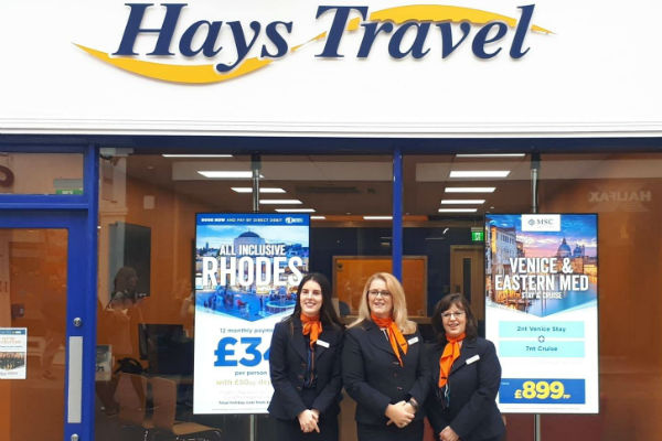 Hays Travel opens its sixth branch this year