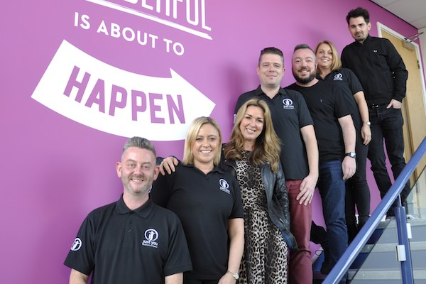 Claire Sweeney joins Just You team