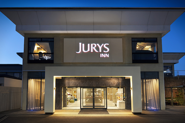Jurys Inn to reopen under 'Stay Safe, Stay Happy' commitment