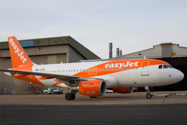EasyJet tops list of airline compensation enquiries