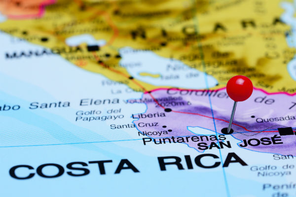 UK visitors welcome in Costa Rica from August 1