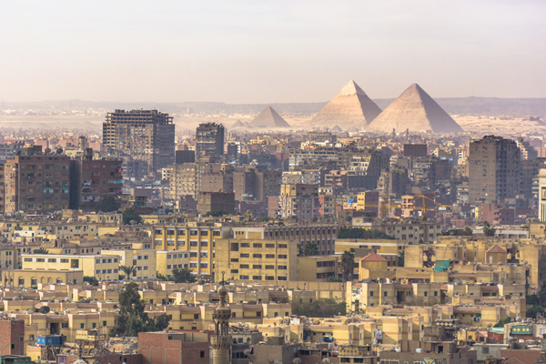 BA Cairo flights suspended as a 'precaution'