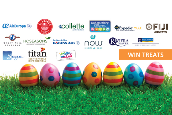 Join in our Easter Egg hunt and win!