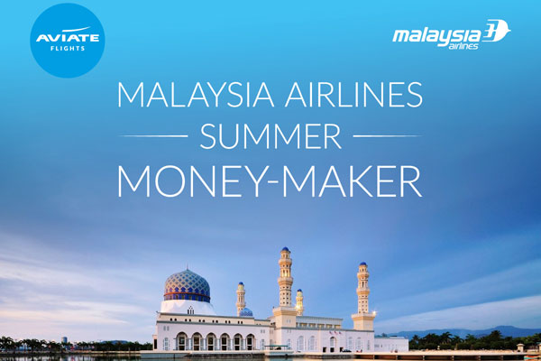 Malaysia Airlines and Aviate's summer money-maker